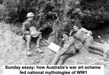 Sunday Eassy Australias war mythology Header 1