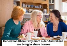 Why more older Australians are living in share houses Header