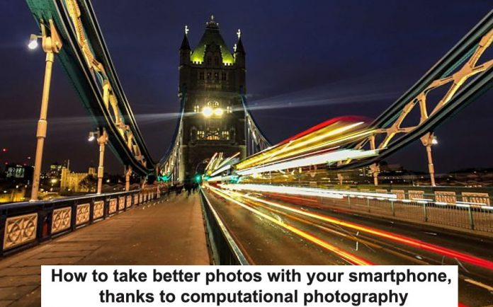 Better photos on your smartphone