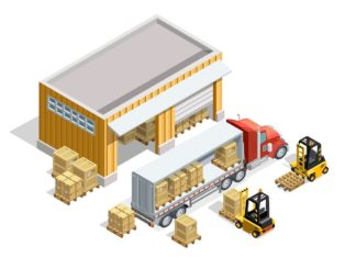 Second Hand Pallets For Packing And Transportation