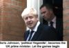 boris johnson, 'political vegemite', becomes the uk prime minister. let the games begin