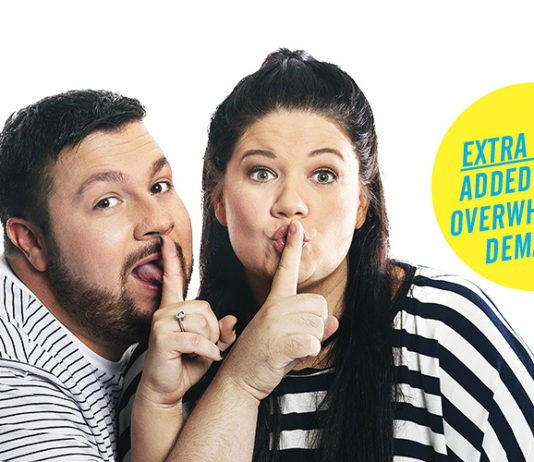 christian hull & tanya hennessy add shows to joint 'low expectations' tour to meet demand!