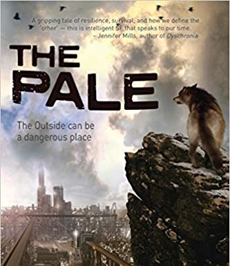 book review: the pale by clare rhoden