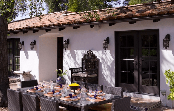 a complete guide for outdoor divine dining areas