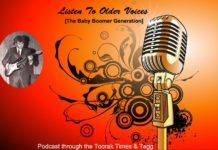 listen to older voices : laurie arthur – part 2