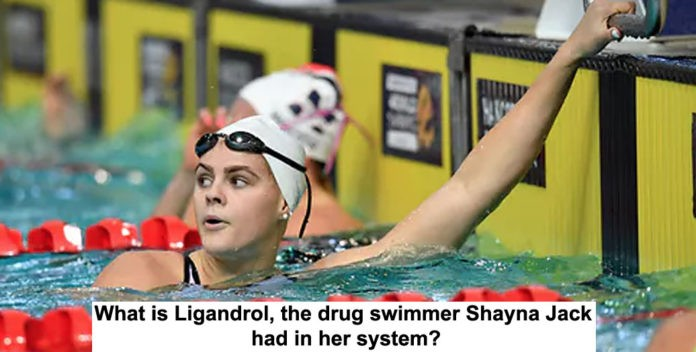 what is ligandrol, the drug swimmer shayna jack had in her system?