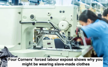 four corners' forced labour exposé shows why you might be wearing slave-made clothes