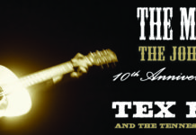 tex perkins celebrates the 10th anniversary of the man in black – the songs & story of johnny cash