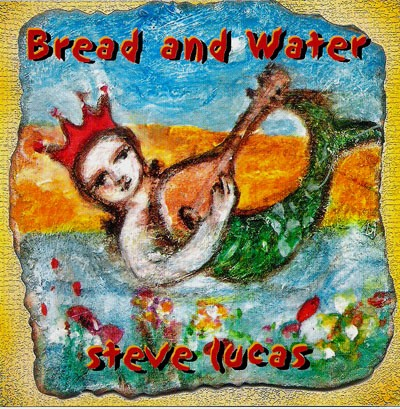 bread and water (the working musician's staple diet)
