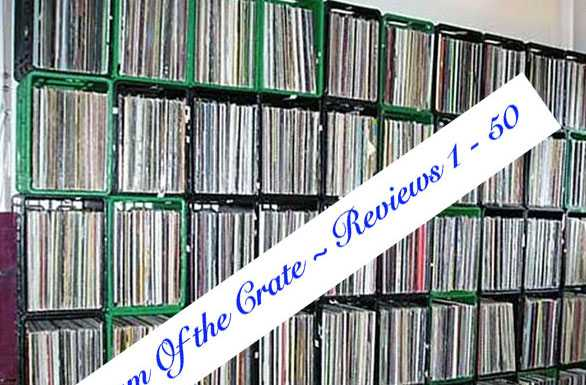 cream of the crate archive : program #'s 1 to 50