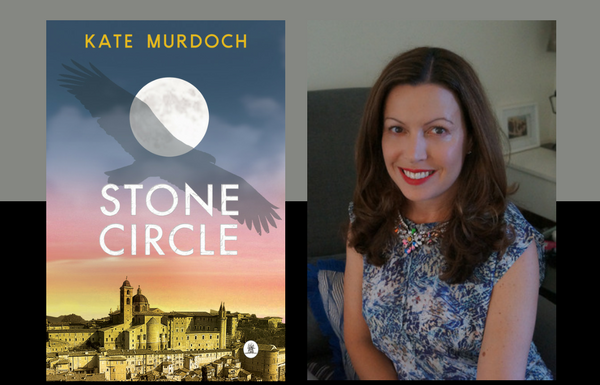 book review: stone circle by kate murdoch