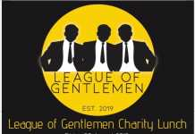 league of gentlemen – challenge charity lunch