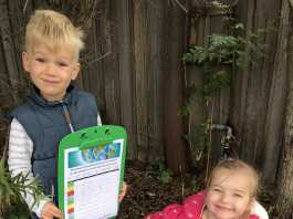 council plants seed with kinder for climate council award