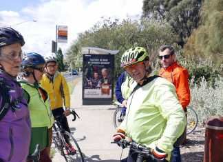 national ride2work day pedals into port phillip