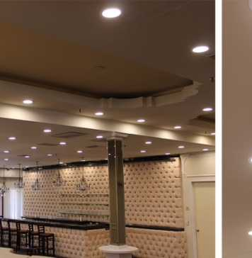 the advantages of led downlights and led fluro lights