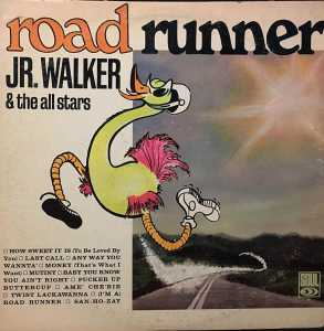 cream of the crate #17 : jr. walker – road runner