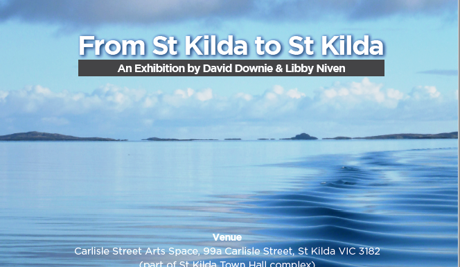 carlisle street arts space tells the tale of two st kilda's