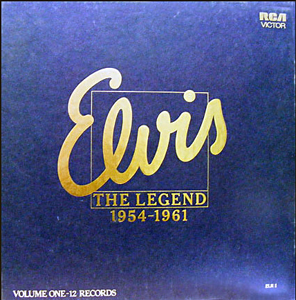 cream of the crate #29 : elvis – the legend 1954 – 1961 [volume 1 -the box set]