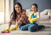 6 surprising benefits of having a clean home