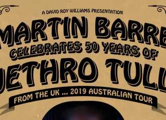 27 nov martin barre celebrates 50 years of jethro tull