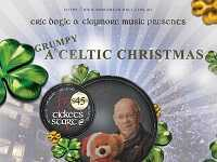 celtic rockers claymore give their annual festive party a bah humbug twist with a grumpy celtic christmas