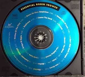cream of the crate cd review #4: robin trower – essential
