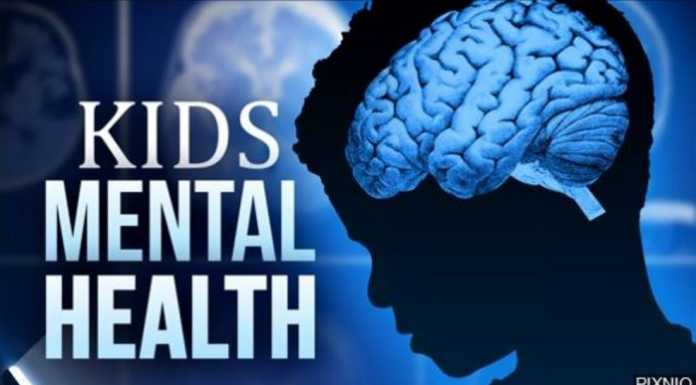 mental health major issue for young