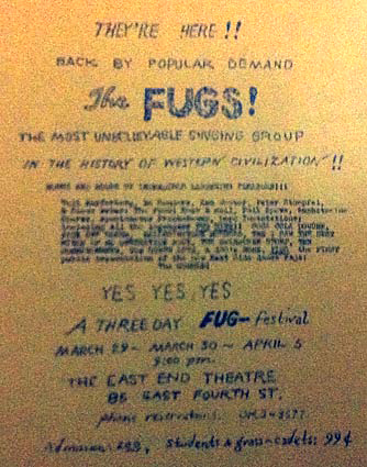 cream of the crate cd review #1 : the fugs – the fugs first album