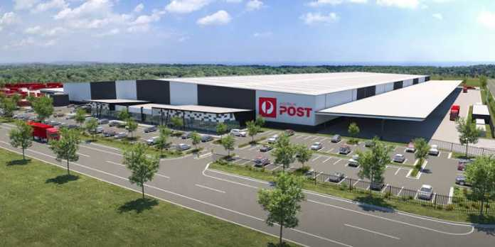 australia post opens largest mail facility in southern hemisphere