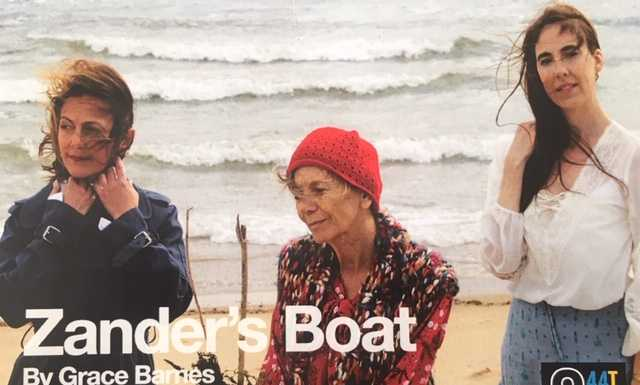 play 'zander's boat' by grace barnes review by meredith fuller