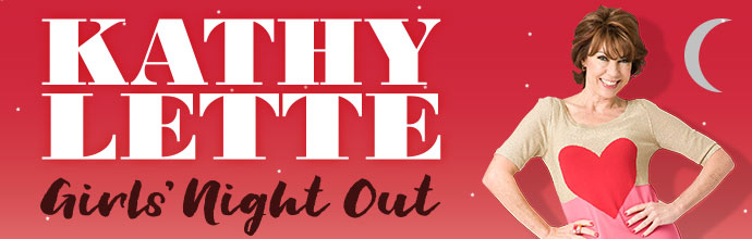 kathy lette's girls' night out monday 4th november, 2019