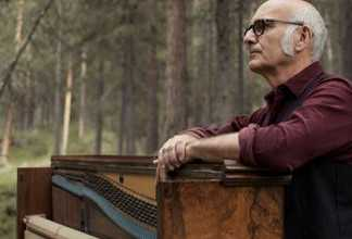 ludovico einaudi at the sidney myer music bowl