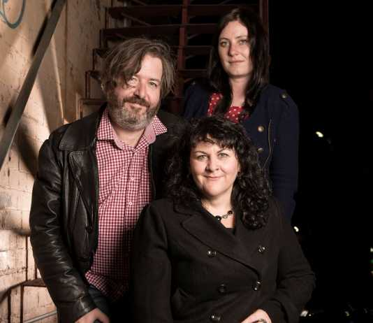 after they recently supported swervedriver, kellie lloyd (screamfeeder) new band majestic horses make their melbourne debut for a single launch!