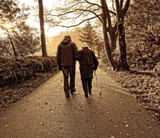 tough as nails: older people reluctant to ask for mental health support