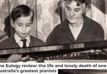 the eulogy review: the life and lonely death of one of australia's greatest pianists