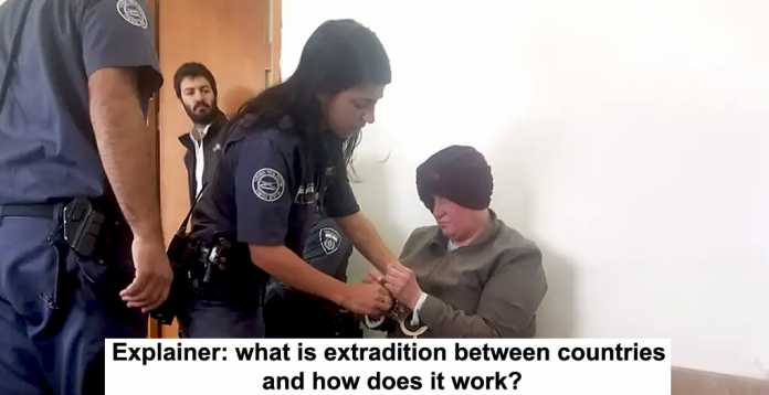 explainer: what is extradition between countries and how does it work?