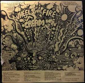 cream of the crate #36 : cream – wheels of fire [in the studio]