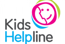kids helpline says that supporting students leaving school is important for their mental health and well-being