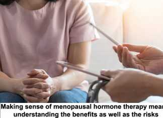 making sense of menopausal hormone therapy means understanding the benefits as well as the risks