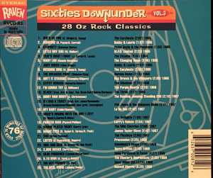 cream of the crate cd review #15: various artists – sixties down under volume 3
