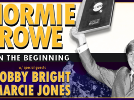 normie rowe interview with gayle blackmore