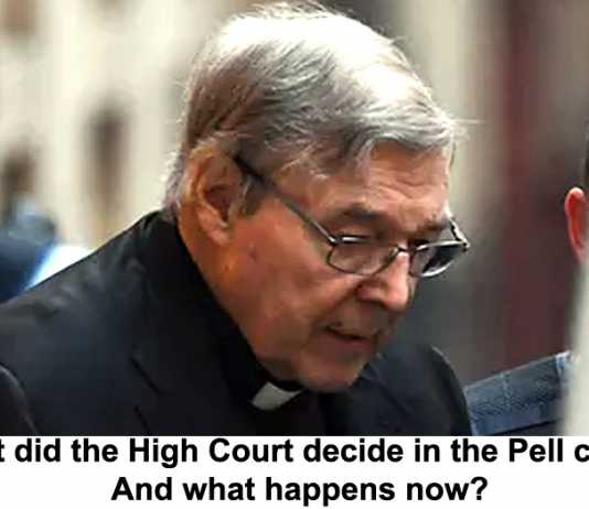 what did the high court decide in the pell case? and what happens now?