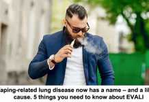 vaping-related lung disease now has a name – and a likely cause. 5 things you need to know about evali