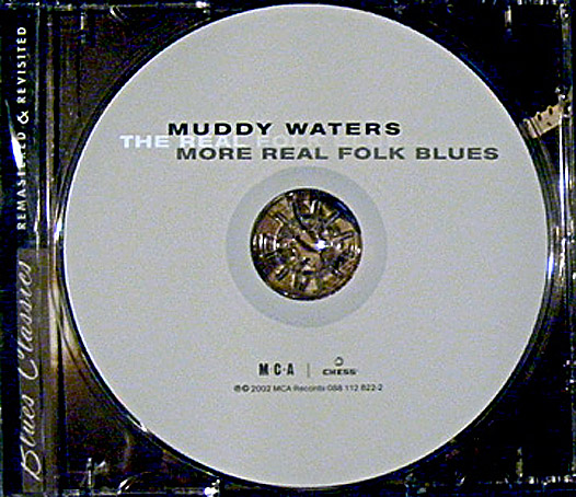 cream of the crate: cd review #34 – muddy waters: the real folk blues/more real folk blues