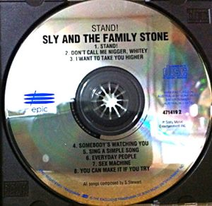 cream of the crate: cd review #36 – sly and the family stone: stand