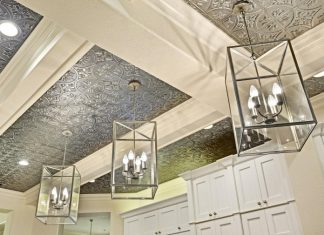 don't overlook the ceiling: stylish decor hacks for the fifth wall