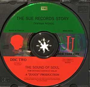 cream of the crate #23: the sue records story: new york city – the sound of soul
