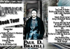 book review: gumshoe blues by paul d. brazill