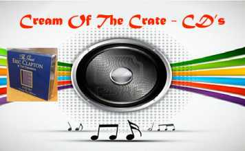 cream of the crate cd review #22 – the great eric clapton and the yardbirds [box set]