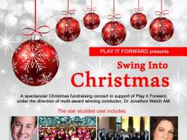 celebrate christmas with play it forward